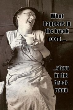How many times has this been said in the Cath lab break room??? Nurse humor