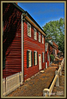 Old Salem North Carolina
