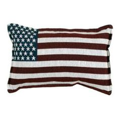 Set of 2 U. American Flag Decorative Throw Pillows x from WalMart? and made in the USA? Toss Pillows, Decorative Throw Pillows, Gentlemans Quarters, Simply Home, Bring Them Home, Perfect Pillow, Flag Design, Old And New, American Flag