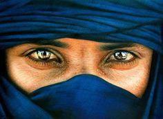 Maroccan eyes