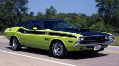 """70 Dodge Challenger TA 440 six pack"
