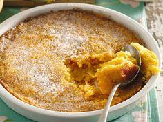 Pampoentert / Pumpkin tart