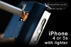 Casing Keren Untuk iPhone 4 & 5s Yang Memiliki Fitur Build In (rechargeable) Lighter Hanya Rp.150,000 - www.evoucher.co.id #Promo #Diskon #Jual  Klik > http://evoucher.co.id/deal/Casing-iPhone-Lighter  Casing untuk IPHONE 4 dan 5 Series yang sudah dilengkapi dengan korek elektrik (rechargable) dimana sangat praktis dan bentuknya juga elegan. cocok untuk digunakan sendiri atau sebagai hadiah  pengiriman mulai 2014-05-30