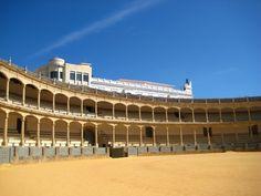 Spain's Oldest Bullfighting Ring