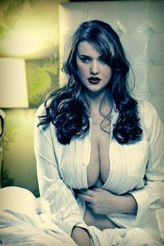 Plus size Fashion Photography Examples3