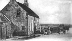Word Wenches -- Ten (fascinating) facts about Gretna Green! (image is of Lamberton Toll House. It once sat at Lamberton, just across the border in Scotland, and was notorious for its irregular marriages. From 1798 to 1858 keepers of the Toll, as well as questionable men-of-the-cloth used to marry couples in the same fashion as at the more familiar Gretna Green.