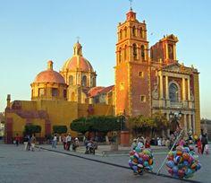 Tequisquiapan, Mexico...beautiful spot to relax.