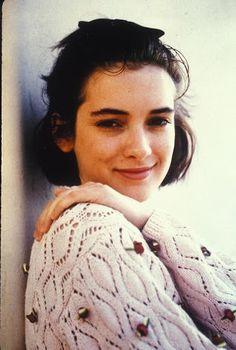 Winona Ryder. 1990s girl crush