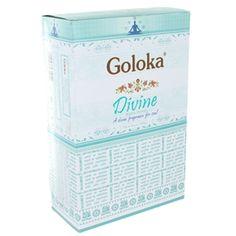 Goloka Divine Masala #Incense #Sticks Pack of 12