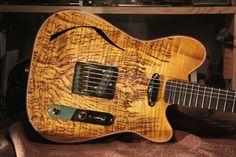 Stuart Day Guitars - Custom Guitar Builder & Designer - ARDENT GUITAR – 3 of 3