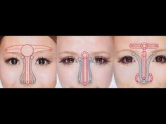 """HOW TO: CONTOUR YOUR NOSE - FOR ALL NOSE SHAPES!!!!  Contouring the nose can be tricky because everyone just thinks """"oh, i'll just draw two lines down the side and it will look better"""". Sometimes that only makes things worse depending on what nose shape you have.    ..."""