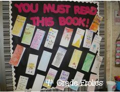 4th Grade Frolics: You Must Read This Book, Winner, and Like Please...do tree for Christmas?