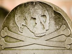 old cemetery headstones | Details from Headstones in an Old Cemetery in Boston, Massachusetts ...