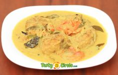 Fish Molly (Fish Molee) is one of the finest fish curry variants in Kerala which goes well with a number of main dishes. Here is the traditional recipe.