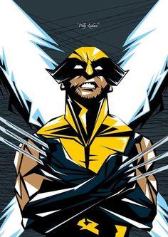 Wolverine - by Philip Leehand