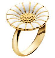 Daisy ring from georg Jensen  Queen of Denmark's favorite flower
