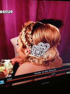 Love this hair pin.