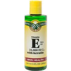 Spring Valley Vitamin E Skin Oil, 3 fl oz