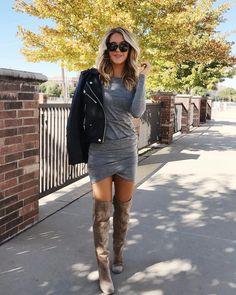 dccd0cfa5c Emma Clanin - LAUREL Franco Sarto, Fabric Covered, Over The Knee Boots,  Beautiful