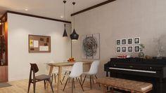 agencement de salon de design oriental