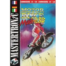 Motorbike Madness for Commodore 64 from Mastertronic