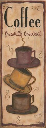 vintage coffee mug sign, perfect for the kitchen neat the keurig or coffee pot for a breakfast perk!!