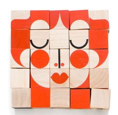 facemaker, new wood toy blocks from millergoodman #square