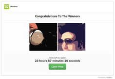 Woobox Prize Claim App Helps Facebook Page Admins Reward Contest Winners | AllFacebook