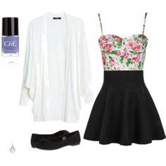 Cute Outfit for Teens/Tweens!! K.W.