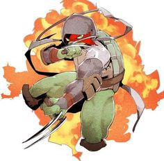 Raph Season 3....................................i missed 2,3, and 4 seasons!