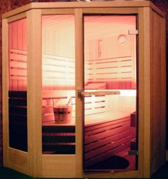 Sauna finlandese Vega by Emoplast  http://www.emoplastsaune.com/saune-finlandesi/saune-di-serie/