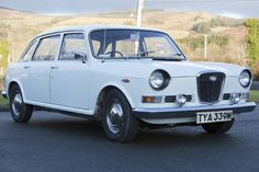 "1973 Wolseley Six. Badge engineered derivative of the awful ""landcrab"". Previously known as the 18/85"