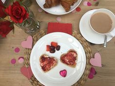February started in a sea of reds and pinks… It was Valentines madness here. We enjoyed lots of pink styling on the peg board this month. We celebrated with a Valentines Breakfast of strawber… Valentines Breakfast, Victoria Sponge, Chocolate Hearts, Strawberry Jam, Afternoon Tea, Red And Pink, Madness, Smoothies, Panna Cotta