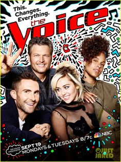 the voice promo image fall 2016 01                                                                                                                                                                                 More
