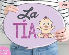 Como organizar un baby shower: tendencias – Deco Ideas Hogar Baby Shower Photo Booth, Fotos Baby Shower, Baby Shower Niño, Baby Shower Winter, Baby Shower Signs, Juegos Baby, Baby Shawer, Diy Cards, Funny Photos