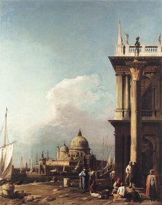Венеция. Каналетто (Джованни Антонио Каналь)