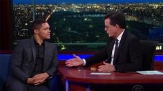 Trevor Noah Thinks President DonaldTrump Is The King Of Twitter - Hah! 'The Daily Show' host Trevor Noah is such a fan of Donald Trump's tweets that he's opening up a presidential library in honor of his legenary posts. We've got details on how he thinks the tycoon is officially the 'king' of the social media site.