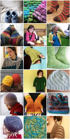 Guide to the best free knitting patterns on the web