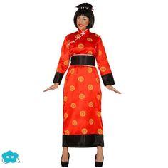 d67a572981 34 imágenes populares de Disfraz de china