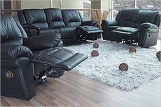 How to Arrange Furniture to Include a Recliner