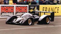 1992 Allard JZX Allard (? cc.) (A) Rob Lamplough Michel Leclčre Jean-Louis Ricci