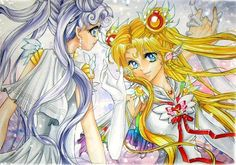 trust me- Sailor Moon - Cosmos by ~YongFoo-ds7 on deviantART