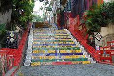 The 10 Best Selarón Staircase (Escadaria Selarón) Tours, Trips & Tickets - Rio de Janeiro | Viator