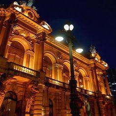 Teatro Municipal - São Paulo (São Paulo)