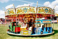 1000+ images about Carnival Rides on Pinterest | Carnivals, Carousels and Ferris Wheels