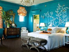 Bedroom Decorating Ideas with Beautiful Decor