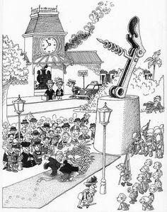 Este blog está dedicado al humor gráfico argentino y tiene como objetivo el repaso de los autores, las historietas y los personajes que le dieron brillo; basándose en el material de revistas, diarios, libros y otros documentos que ayuden a recordar momentos entrañables de este valioso arte y oficio, sin por ello dejar de referirse a la producción de los autores de hoy. En suma, un recorrido por una historia y una actualidad de indudable riqueza.
