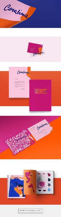 CORALINA Nail Polish Branding by Nat Dalbem | Fivestar Branding Agency – Design and Branding Agency & Curated Inspiration Gallery