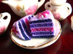 Twilight Sparkle Cake Slice Charm by ~Xiiilucky13 on deviantART