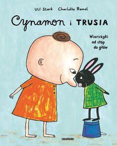 Cynamon i Trusia.  Wierszyki od stóp do głów